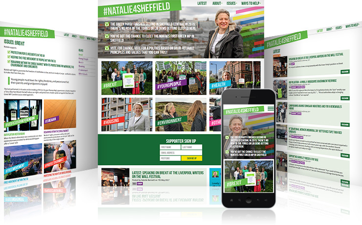Natalie4Sheffield: Natalie Bennett's campaign site for Sheffield Central