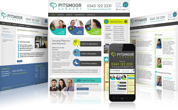 Pitsmoor Surgery Sheffield